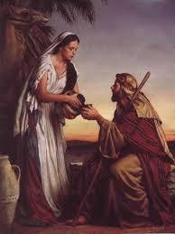 Abraham's servant