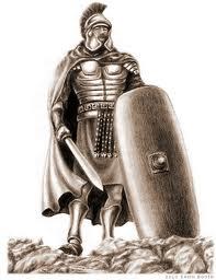 Christian's armor