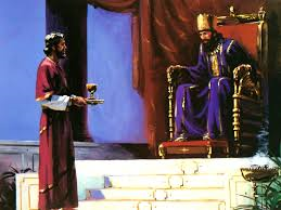 nehemiah before the king