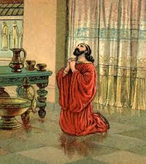 nehemiah prayed