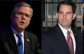 bush and walker