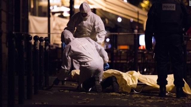 ISIS terror in Paris