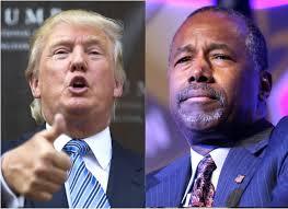 trump and Carson